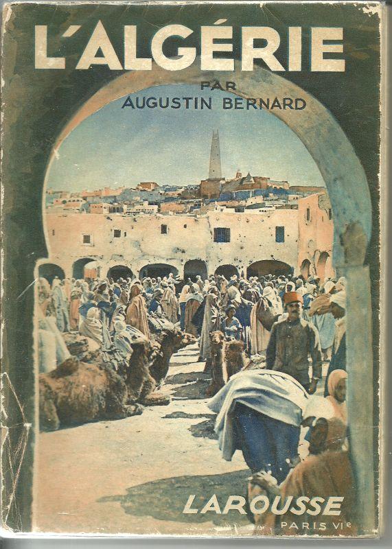 algerie augustin bernard