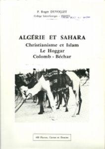 algerie sahara