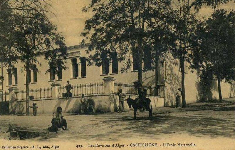 castiglione école maternelle