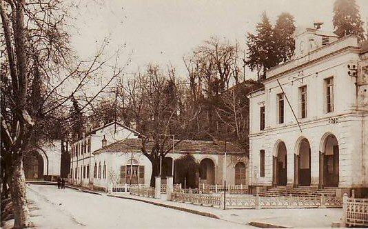 Fort National - mairie